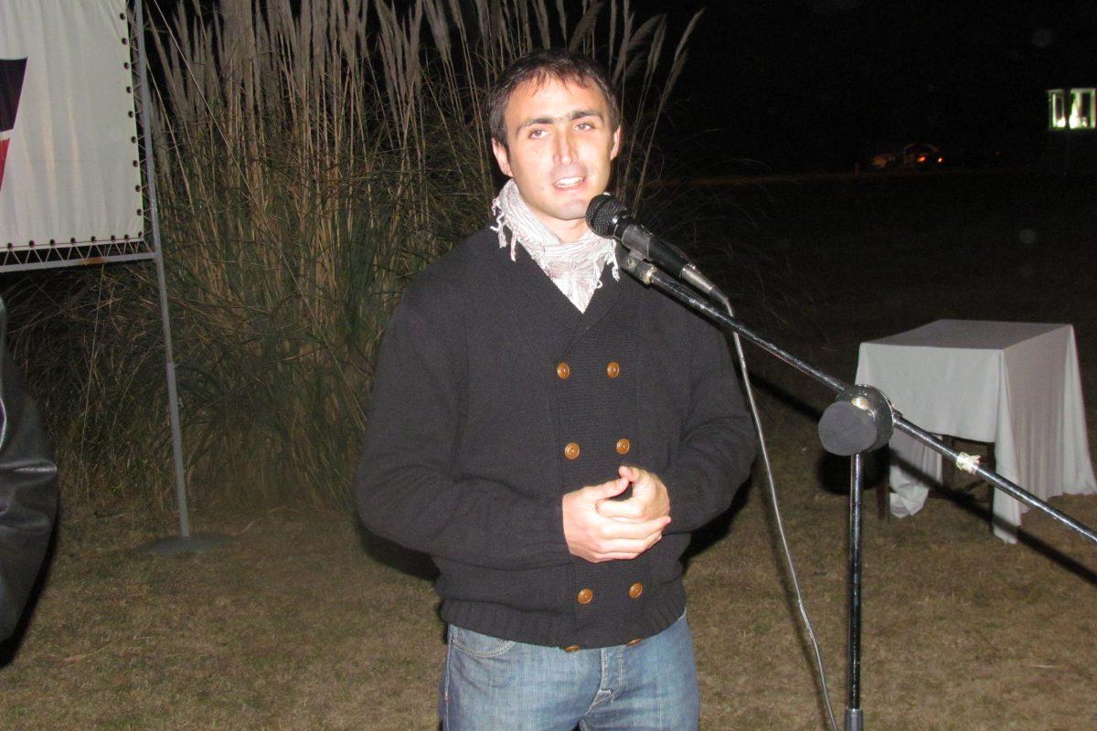 Julián López (intendente de Melo) es el nuevo Ministro de Agricultura de la Provincia