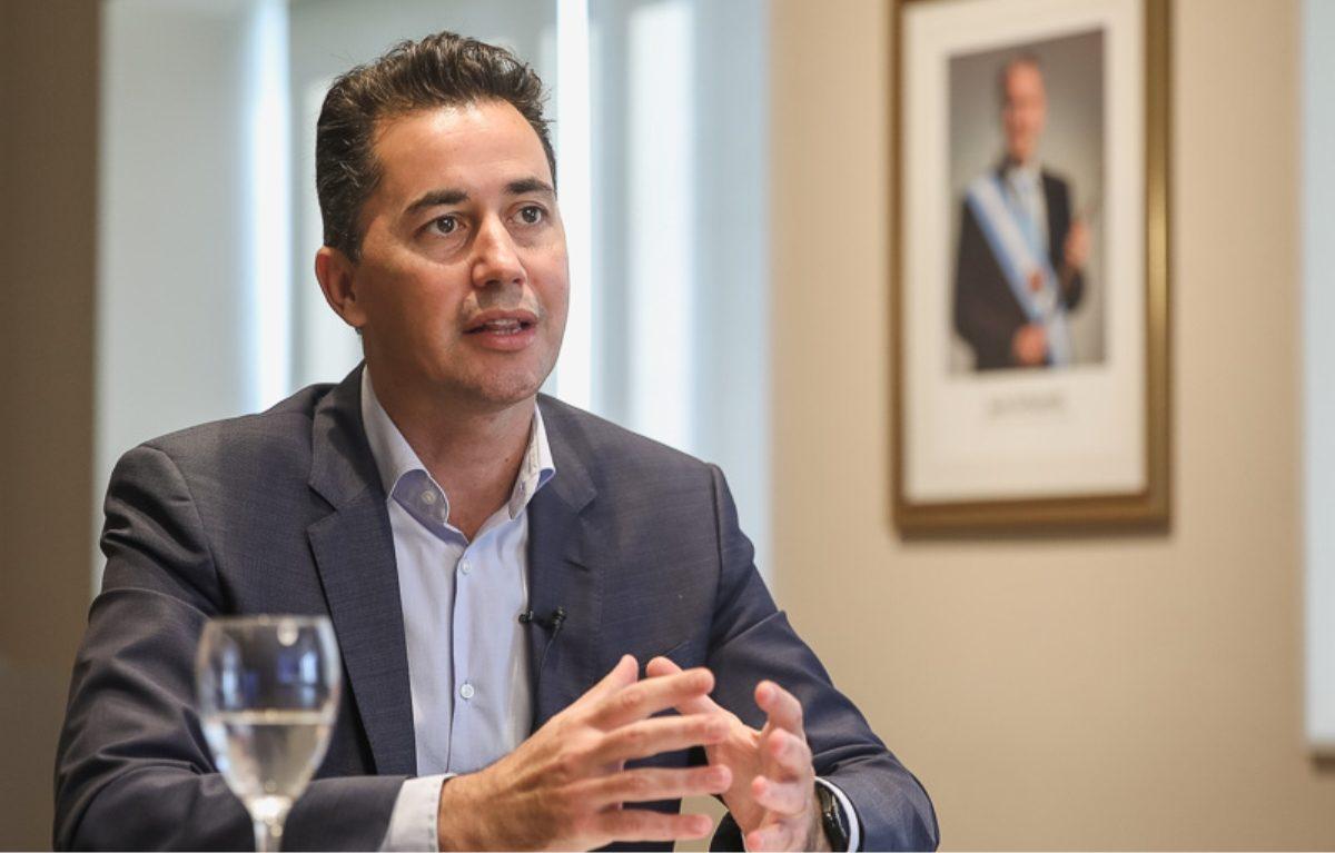 El vicegobernador Calvo visita hoy el departamento Pte. Roque Sáenz Peña