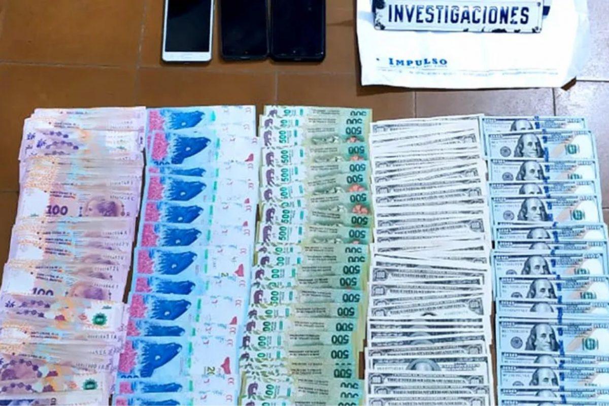 Detienen a una mujer acusada de robar 35.000 dólares en la casa donde trabajaba