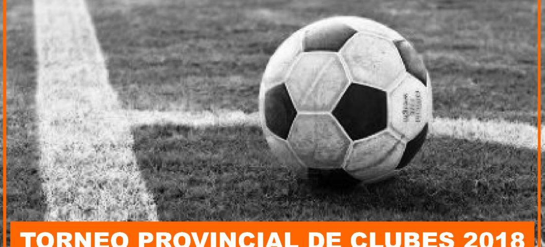 Canchas, horarios y partidos para el 5to capítulo del Torneo Provincial