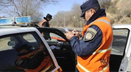 Laboulaye: lo detienen por llevar un revólver y marihuana en la camioneta