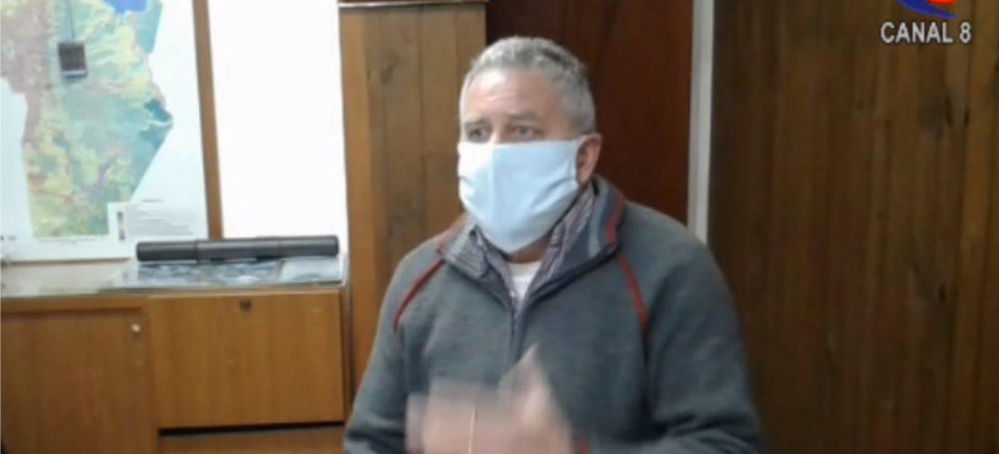 Mattaldi retoma sus actividades tras recibir el resultado de diez hisopados negativos