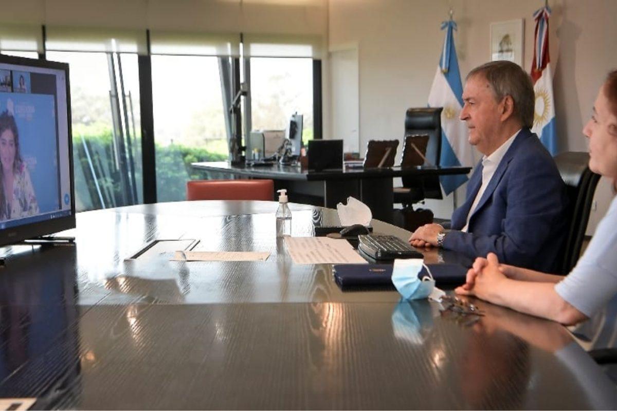 Provincia y Nación firmaron acuerdos para asistir a mujeres por violencia de género
