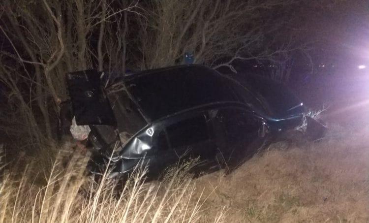 Vecino de Mattaldi protagonizó un accidente cerca de Jovita