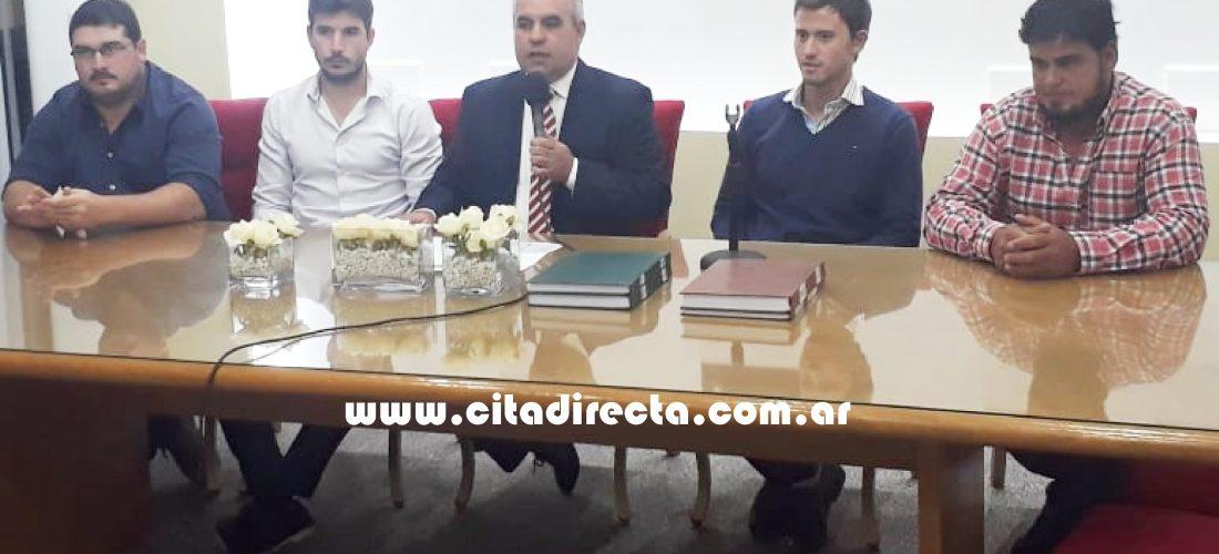 Serrano: balance y anuncios en la apertura de sesiones del Concejo Deliberante
