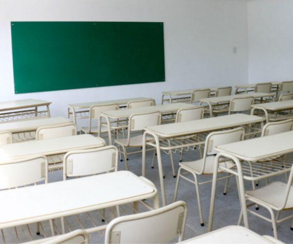 Provincia asegura que el 90% de las escuelas podrá comenzar las clases este lunes