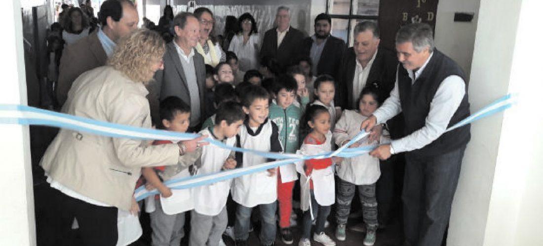 Educación: la Provincia avanza con nuevas aulas para el sur provincial