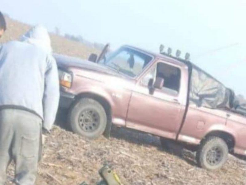 Accidente aéreo ocurrió en la zona de Villa Valeria; sería de la Fuerza Aérea Argentina