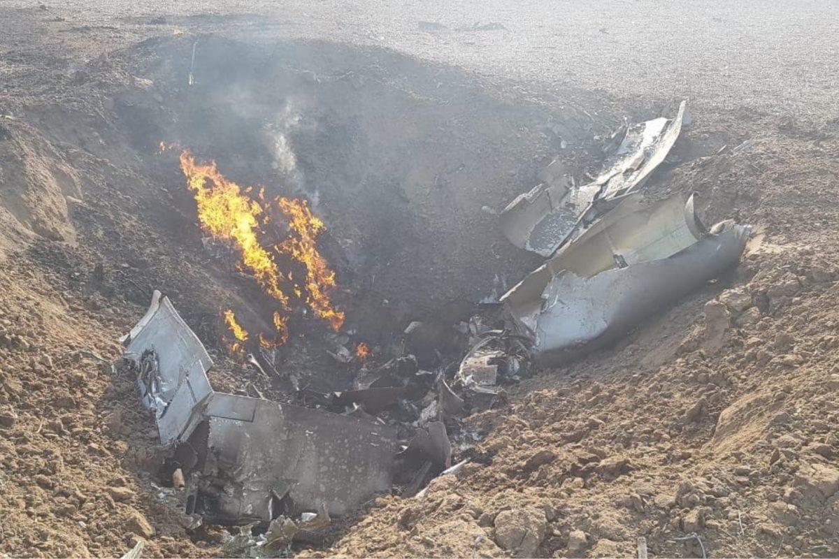 Este es el parte policial respecto al fatal accidente aéreo en cercanías de Villa Valeria