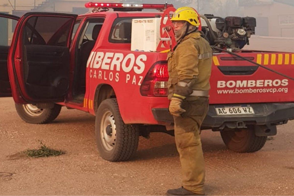La Provincia invertirá $143 millones en equipamiento para bomberos voluntarios