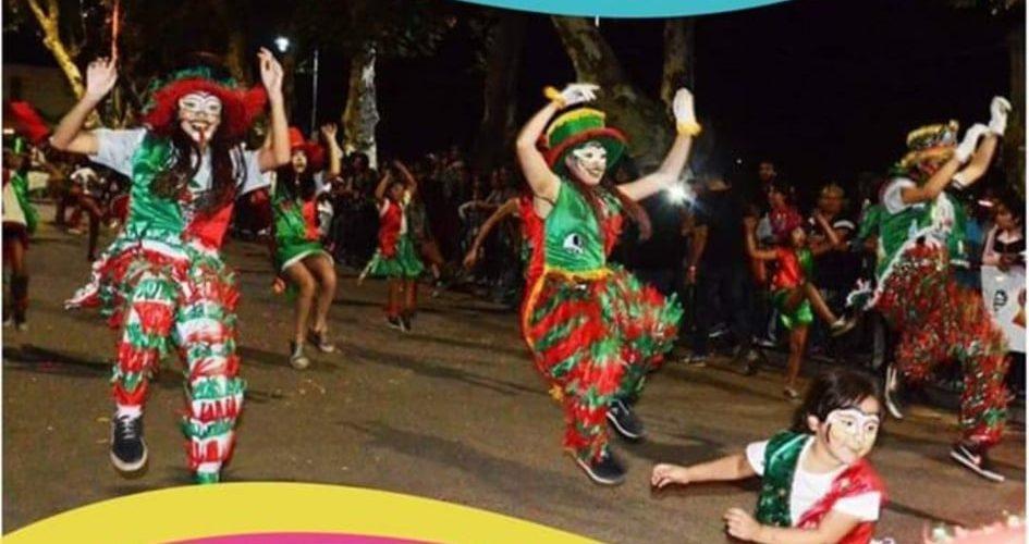 Carnavales en Buchardo: comparsas, murgas, música y una fiesta para toda la familia
