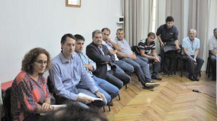 Busso recibió a 25 cooperativas agropecuarias del interior