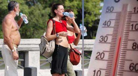 Sur de Córdoba: ingresa ola de calor que se extenderá hasta fin de enero