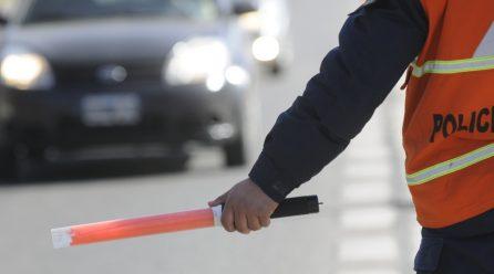 Laboulaye: interceptan a un joven que transportaba marihuana en un ómnibus