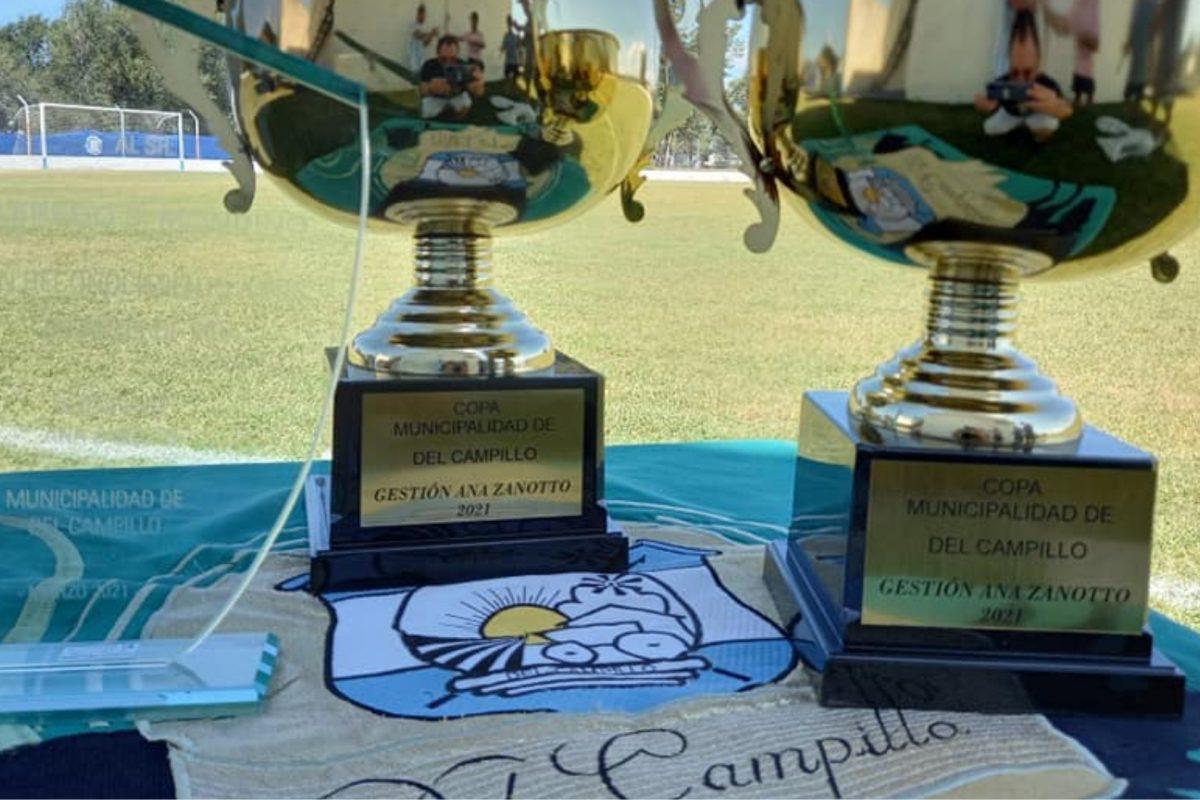 Social Barrio Quirno se quedó con la Copa Municipalidad de Del Campillo