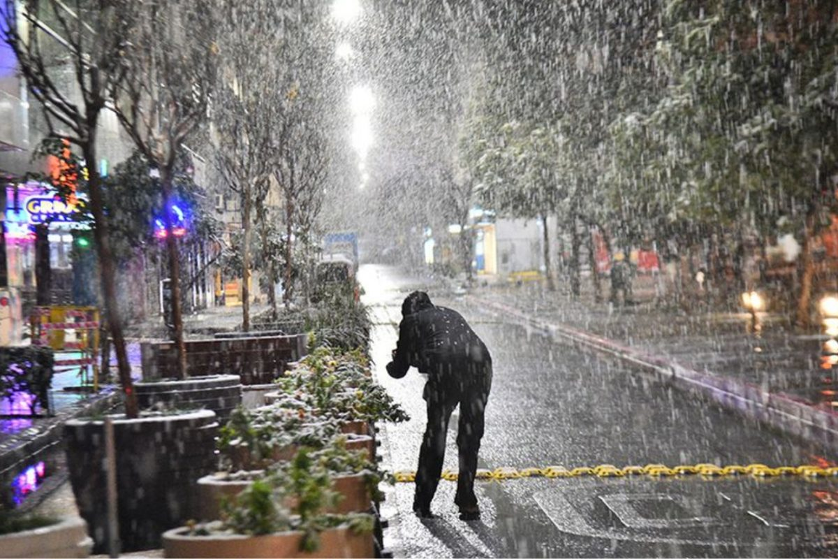 Volvió a nevar en Córdoba capital después de 14 años; ¿llega al sur-sur provincial?