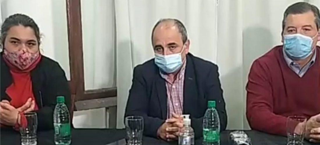 Coronavirus en Laboulaye: confirmaron hoy los primeros dos casos positivos