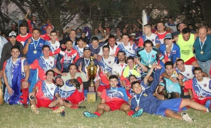 Hace un año el Deportivo y Cultural Serrano obtenía su segunda corona provincial