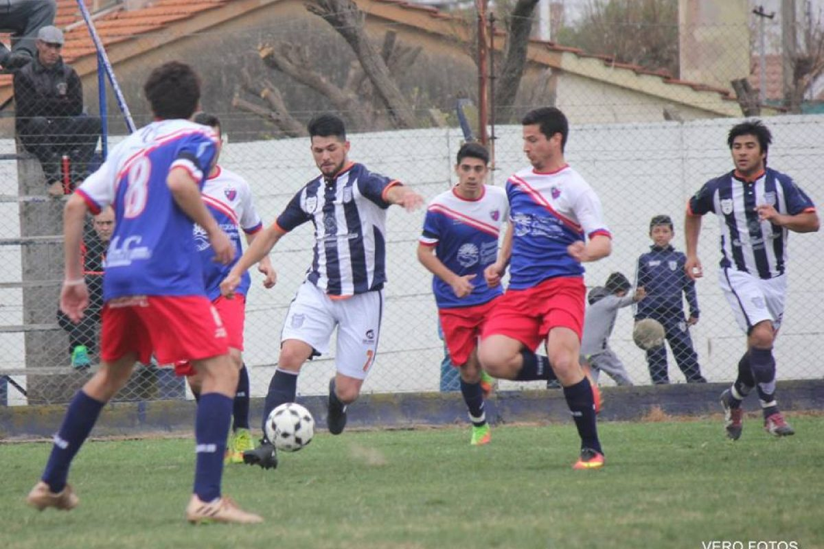 En Laboulaye, Sportivo Norte se quedó con la primera final