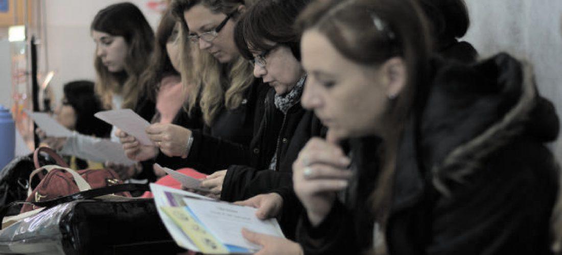 Hasta el 24 de abril docentes pueden abrir legajo y agregar antecedentes
