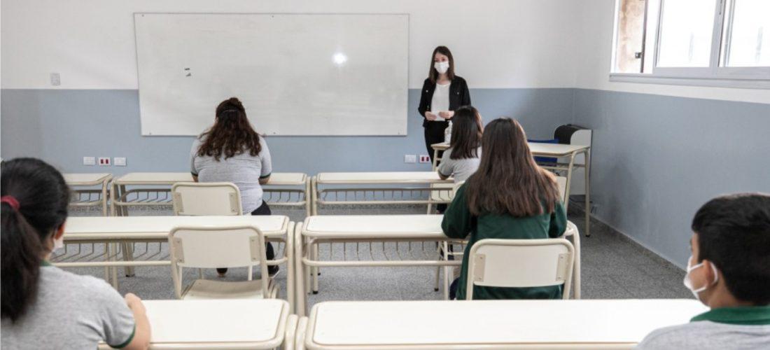 Por prevención, se activó 5.270 veces el protocolo en escuelas de la provincia