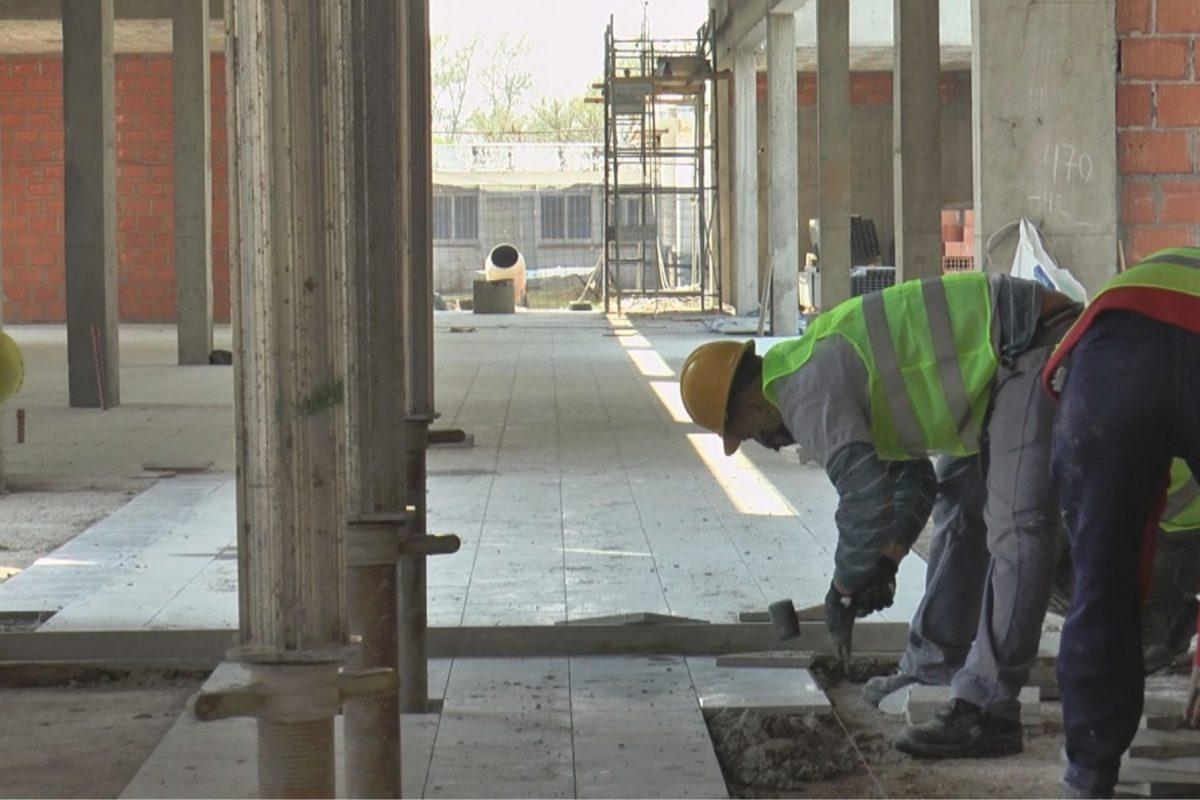 Avanza la construcción de edificios Proa en la provincia y el sur-sur está incluido