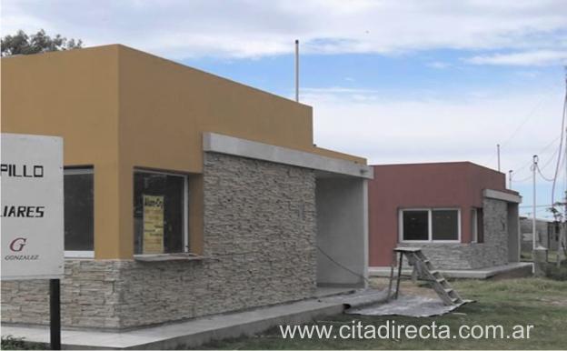 Del Campillo: Municipio entregó viviendas a dos familias de esa localidad