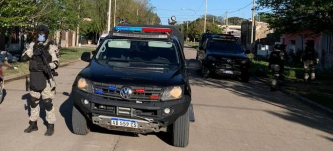 Laboulaye: detienen a joven de 20 años mientras comercializaba droga