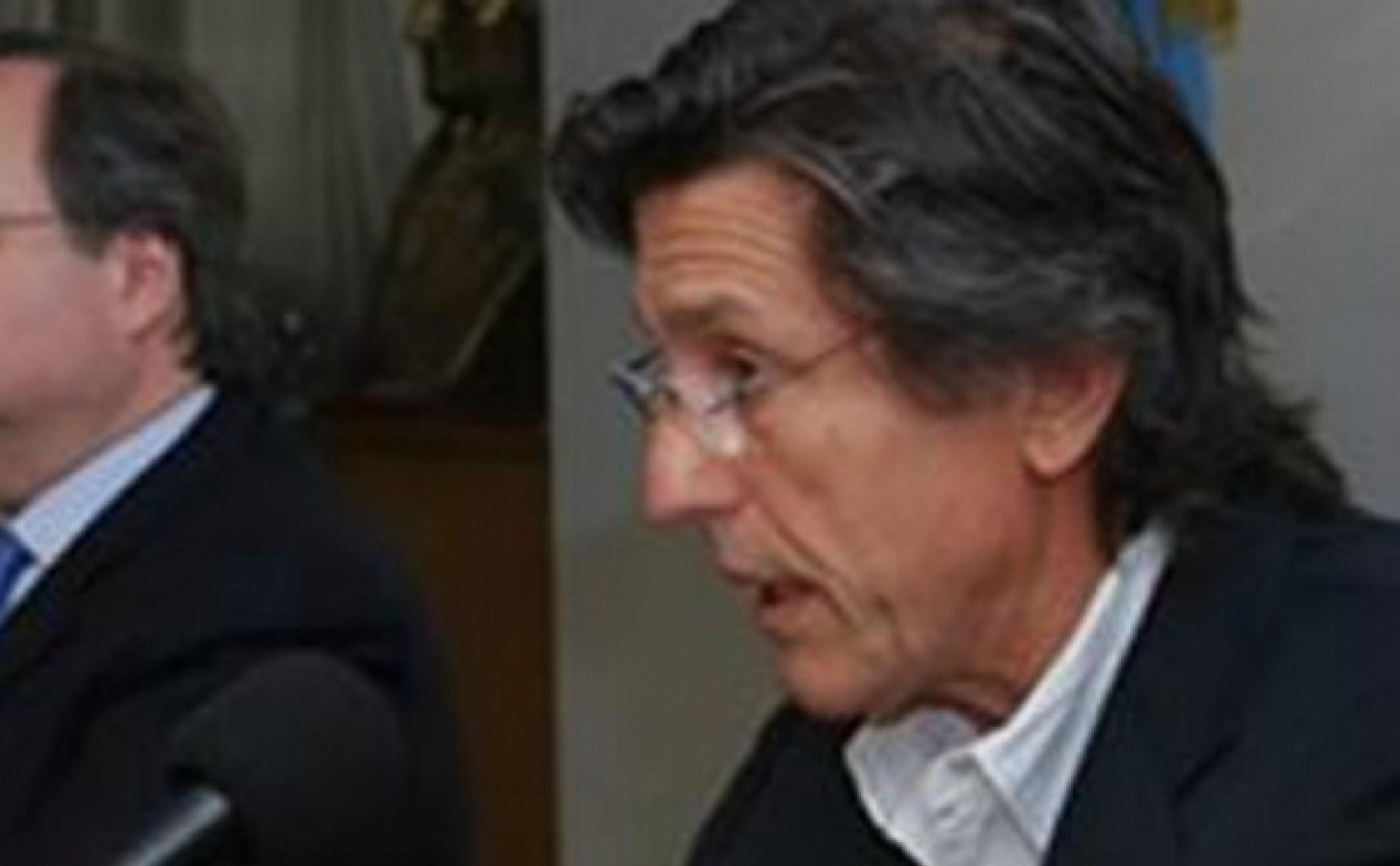 A los 69 años, falleció Carlos Gamond, director del diario Puntal ...