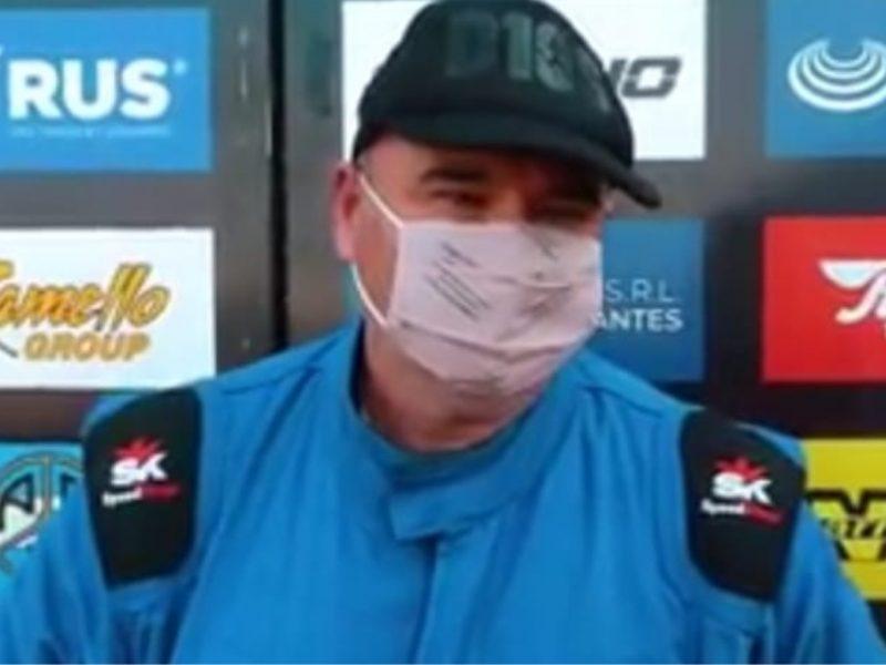 Gran victoria de Guillermo Saby en el autódromo Parque Ciudad de Río Cuarto