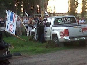 Inhabilitan a conductor que protagonizó accidente en el acceso a Huinca Renancó