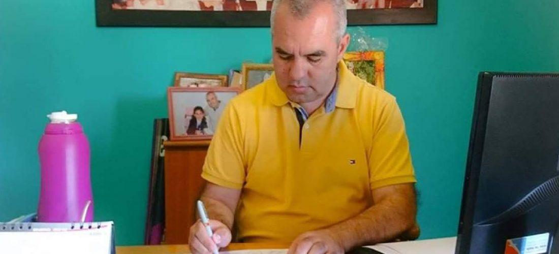 Intendente de Serrano anunció por facebook su renuncia como sacerdote
