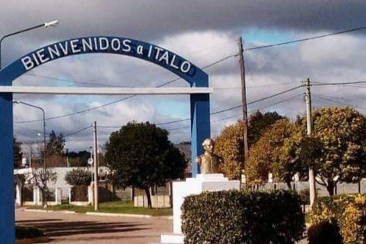 Por casos de Covid 19 el Municipio de Italó decretó la vuelta fase 1 durante tres días