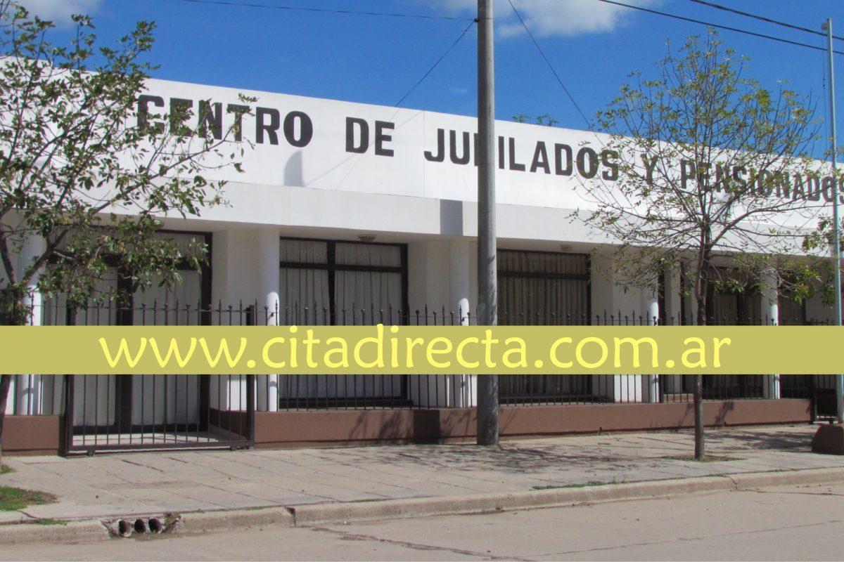 Jovita: Centro de Jubilados ya cuenta con una oficina móvil de PAMI para sus socios