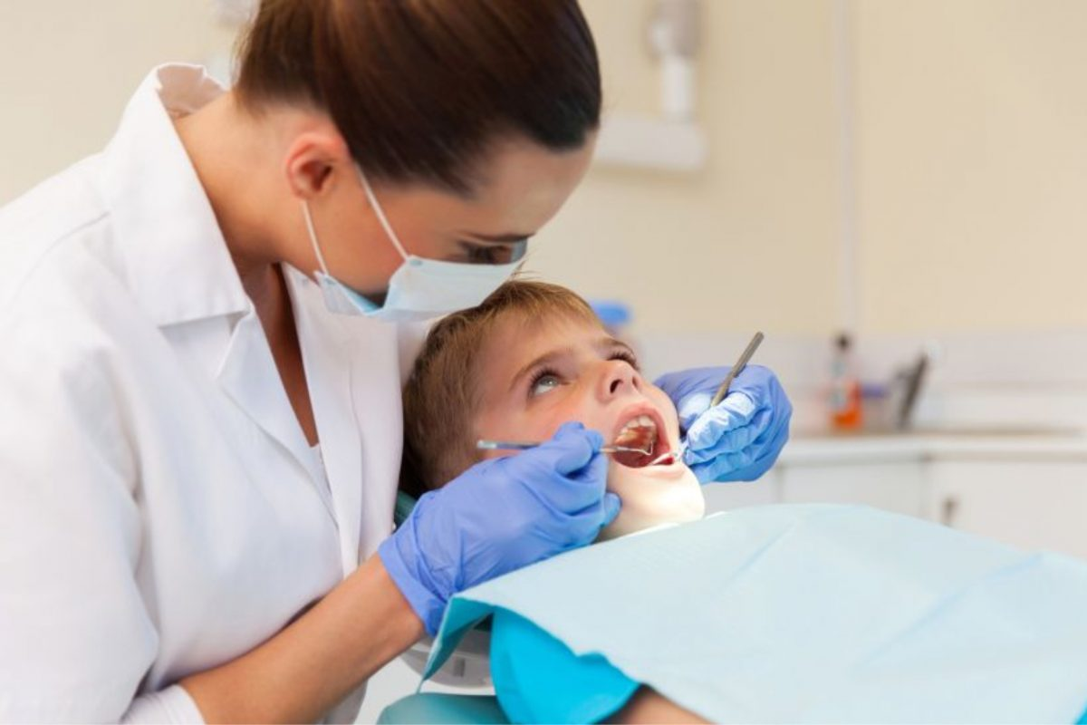 La Carlota: estudio arrojó 51% de alumnos de primer grado con problemas dentales
