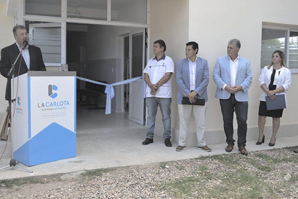 Nuevas obras y equipamiento para el hospital de La Carlota