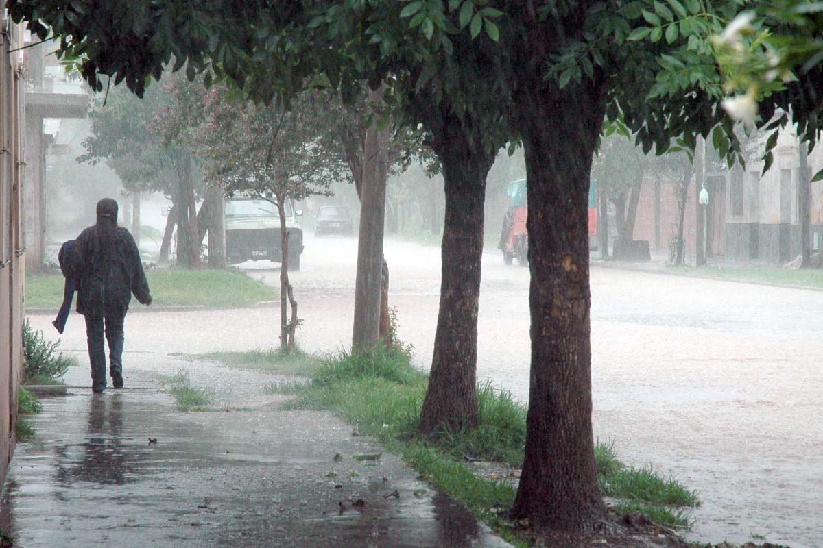 Seguirá inestable el tiempo y anuncian lluvias para este miércoles en la región