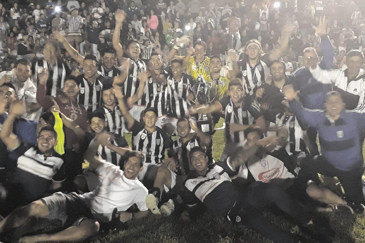 En Serrano, Sportivo Norte se coronó CAMPEÓN del torneo Clausura 2017