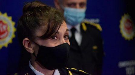 Por primera vez en la historia, una mujer asume como jefa de la Policía de Córdoba