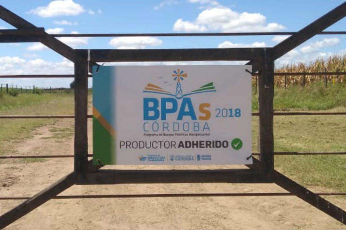 Provincia organiza nueva capacitación virtual de Buenas Prácticas Agropecuarias