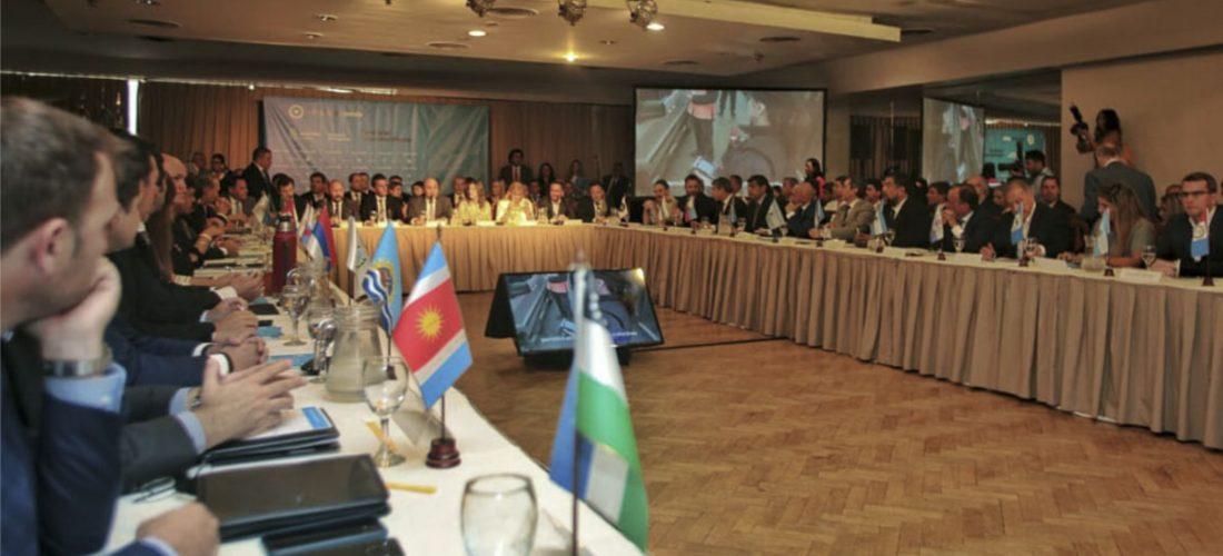 El gobierno provincial y la Nación firmaron importantes acuerdos sobre seguridad