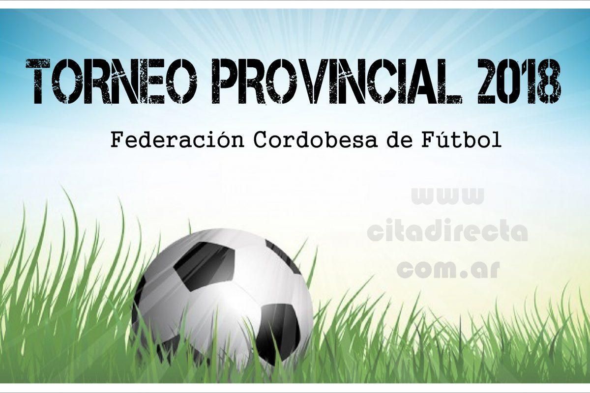 Provincial 2018: zonas y partidos para los clubes de nuestra región