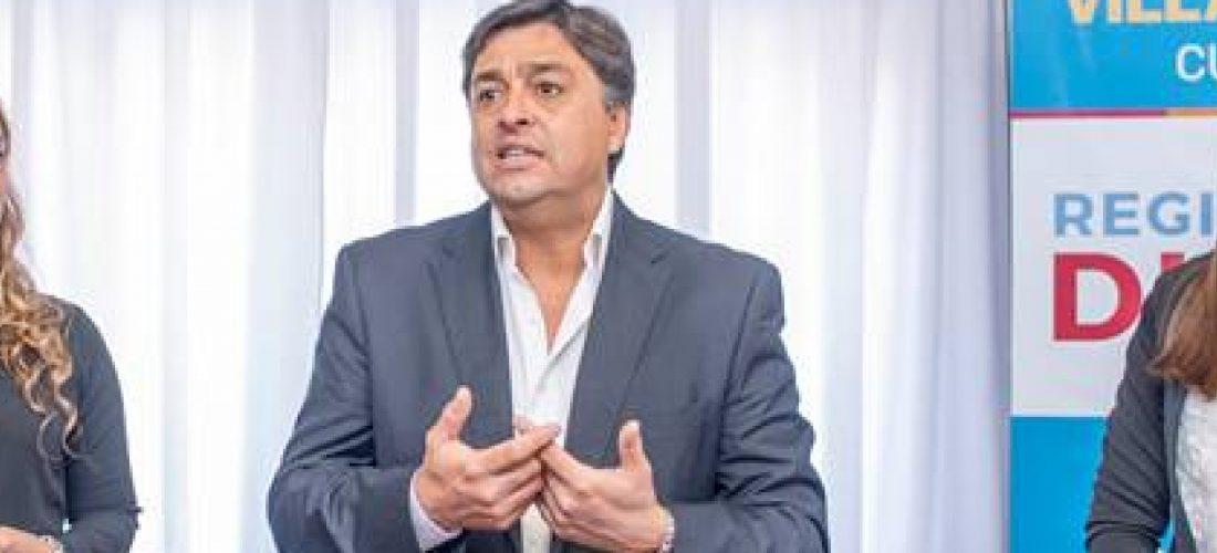 V. Huidobro: elecciones locales serán el 14 de abril; Quiroga va por la reelección