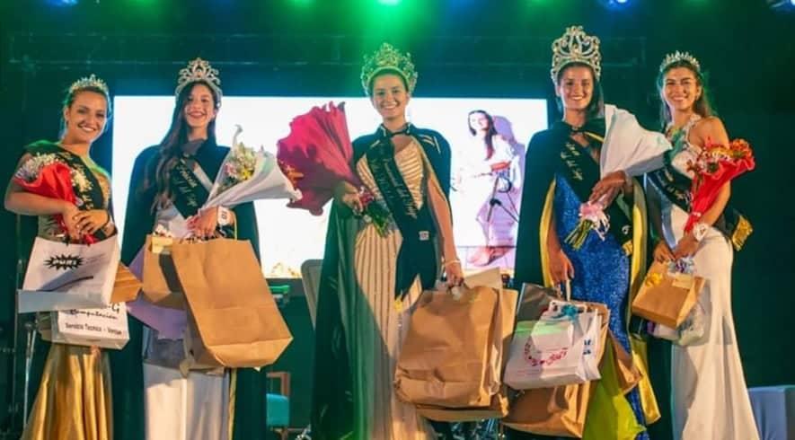 Villa Huidobro: Victoria Strada es la nueva reina de la Fiesta Provincial del Trigo
