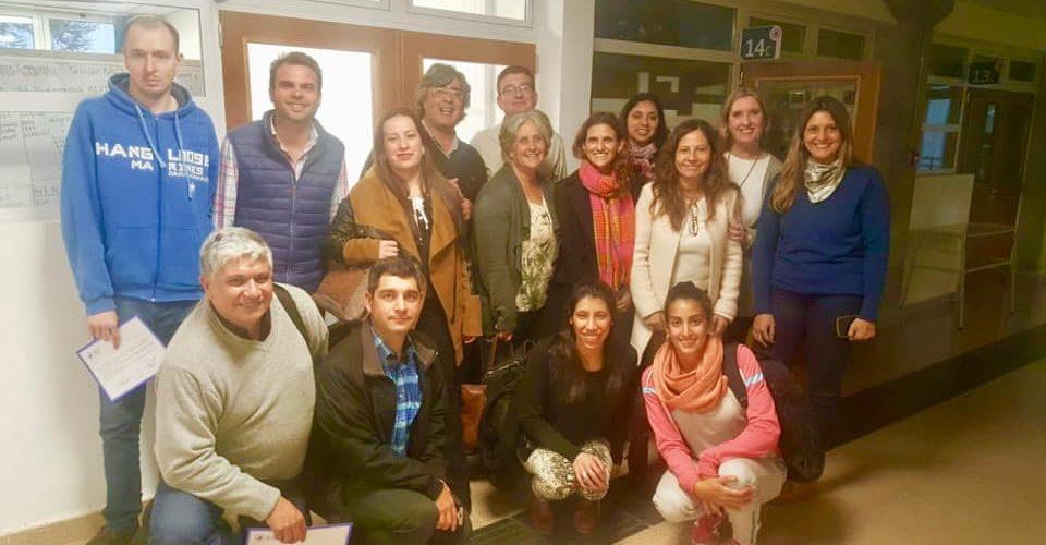 Vecinas de Serrano expusieron en el Congreso Latinoamericano de Ciencias Sociales