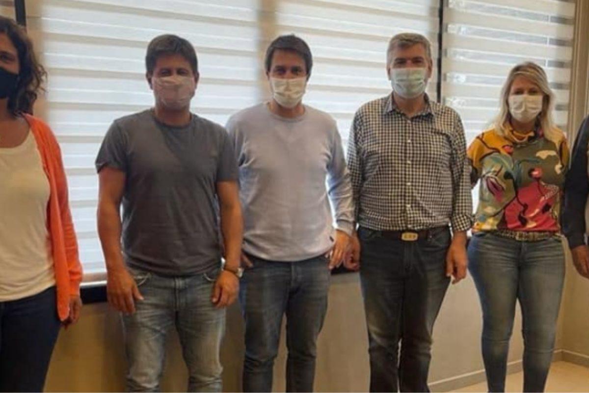 Serrano: intendente Busso se reunió con empresarios locales en el Día de la Industria