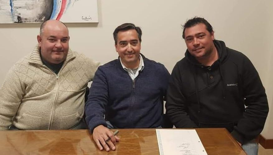 Serrano: firmaron escritura del nuevo predio deportivo del Club Deportivo y Cultural
