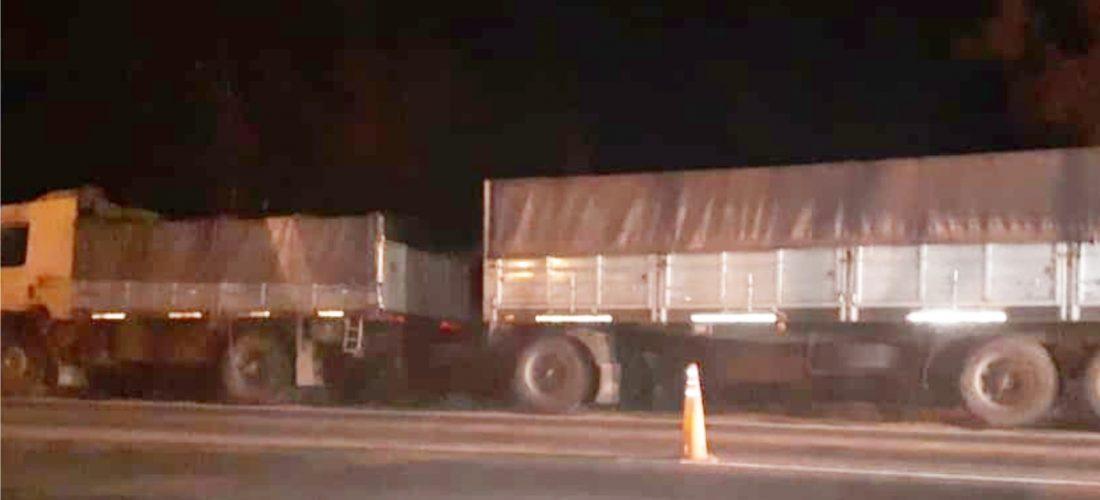 Serrano: transportista dio positivo a un test rápido y fue trasladado a Río Cuarto