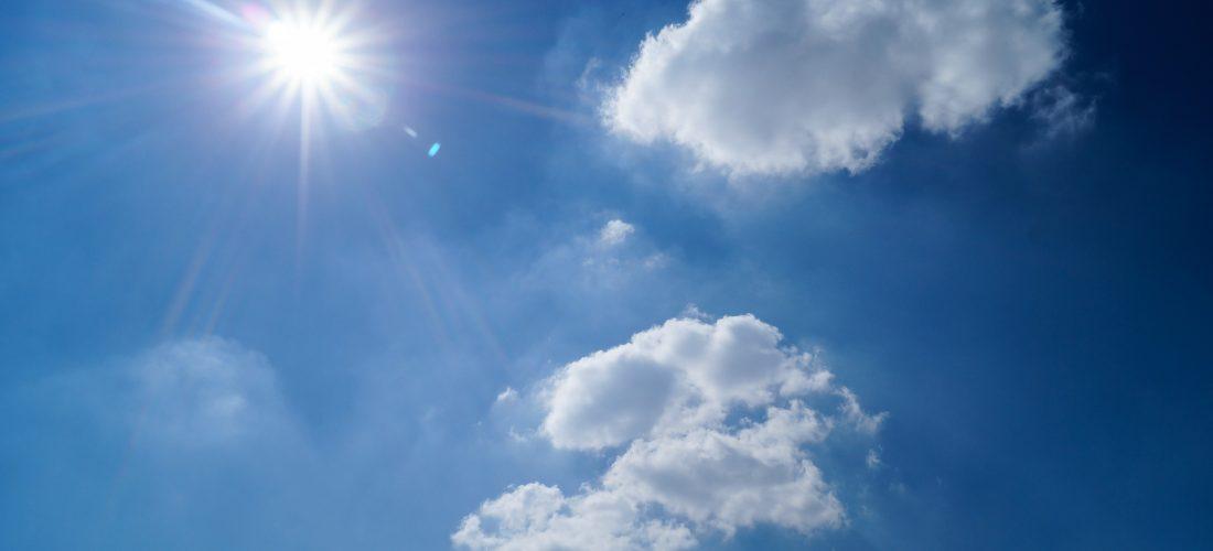 Sur de Córdoba: se esperan máximas por encima de los 30 grados hasta el domingo
