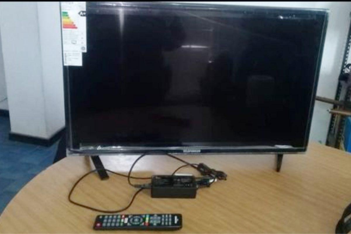 Recuperan televisor sustraído a vecina tras un allanamiento en Italó